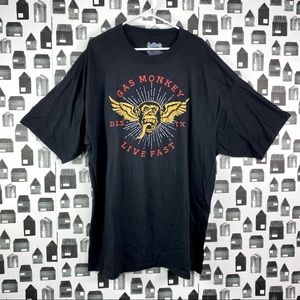 Gas Monkey | Men's Short Sleeve Graphic T-shirt